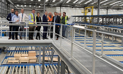 dnata City East expands cargo handling at Heathrow with new facility from Lödige Industries